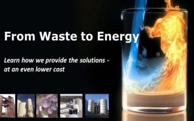 生質能源回收