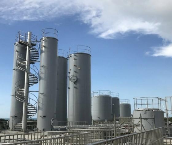 ECO-ECSBTM , ECO-JET 處理化工製造業高濃度有機廢水正式啟動試車運轉