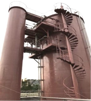 ECO-UASBturbo/ECSB 高效率厭氧生物反應器